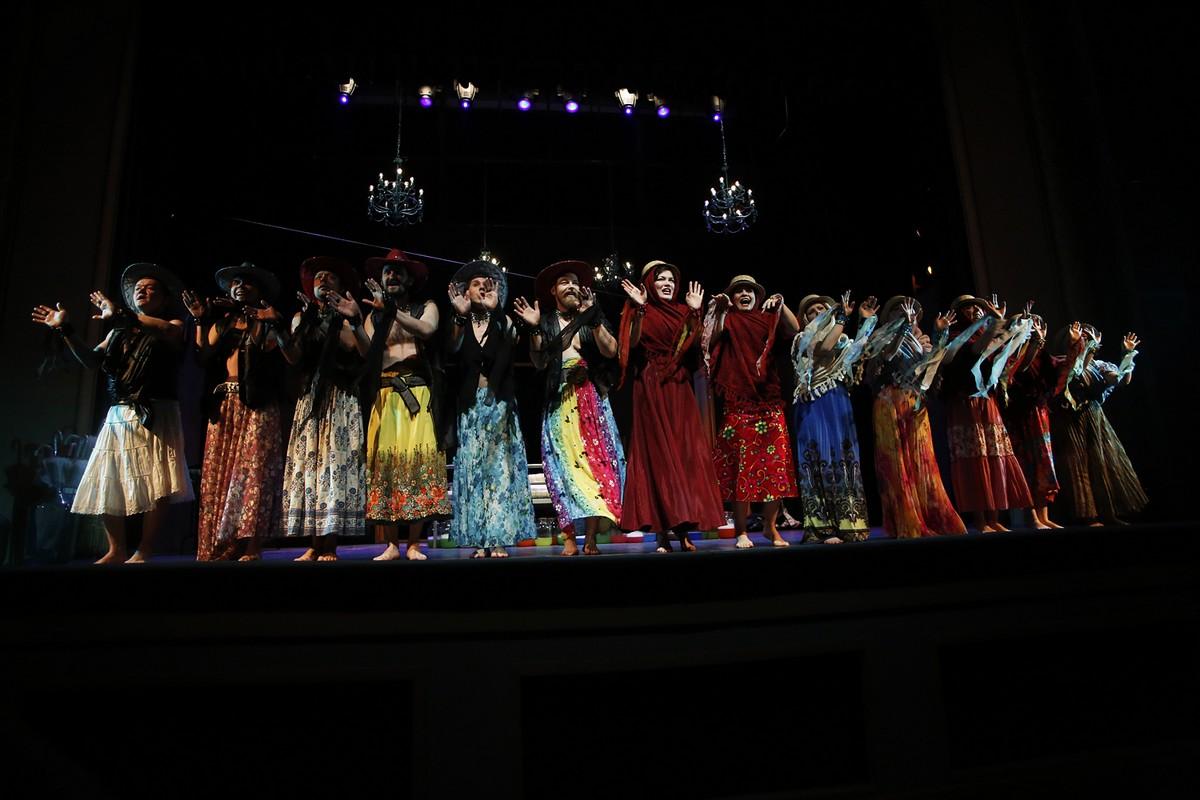 Спектакль «Пиковая дама» открыл 24-й Пушкинский театральный фестиваль вПскове