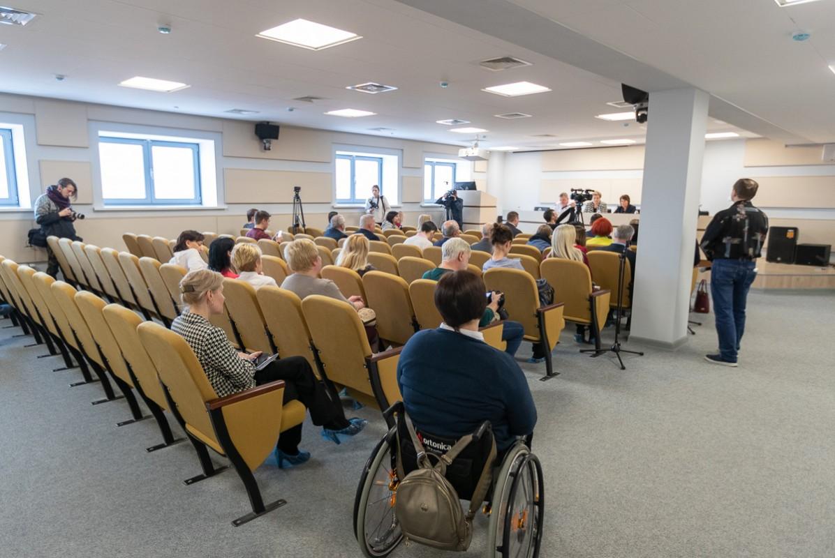 Члены Общественного совета подготовят предложения по улучшению работы Псковского перинатального центра