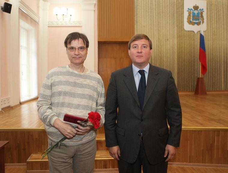 губернатор псковской области кузнецов биография