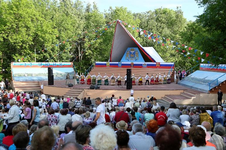 В Псковской области пройдет череда праздничных мероприятий, посвященных Дню России, фото-1