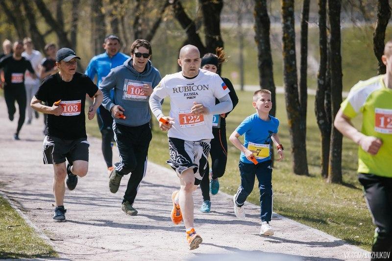 Более 100 любителей бега выйдут на старт второго этапа Кубка «PRO SPORT 2017» в Псковском районе, фото-1