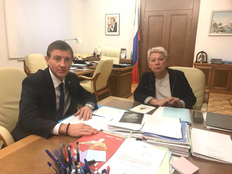 Губернатор Псковской области может возглавить генсовет «Единой России»
