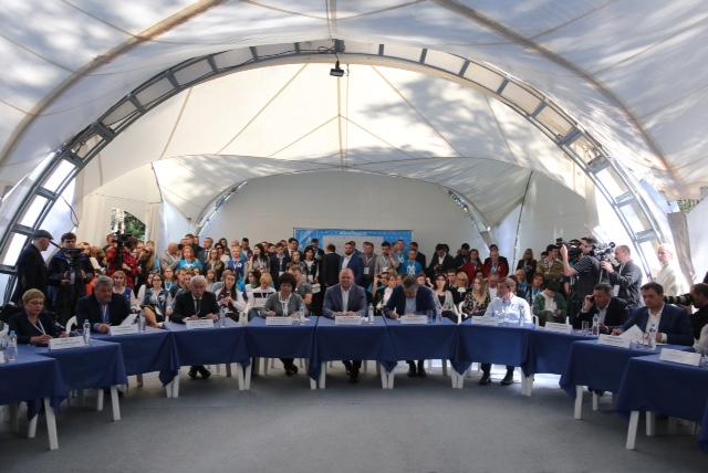 Представители Псковской области принимают участие в молодежном форуме «Ладога», фото-2