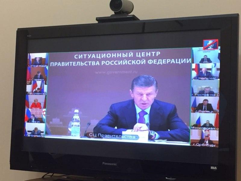 «Главы регионов несут персональную ответственность заотопительный сезон»— Козак