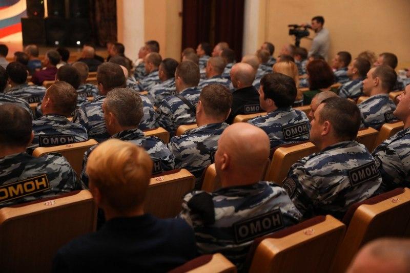 Псковский ОМОН отмечает 25-летие со дня образования, фото-1