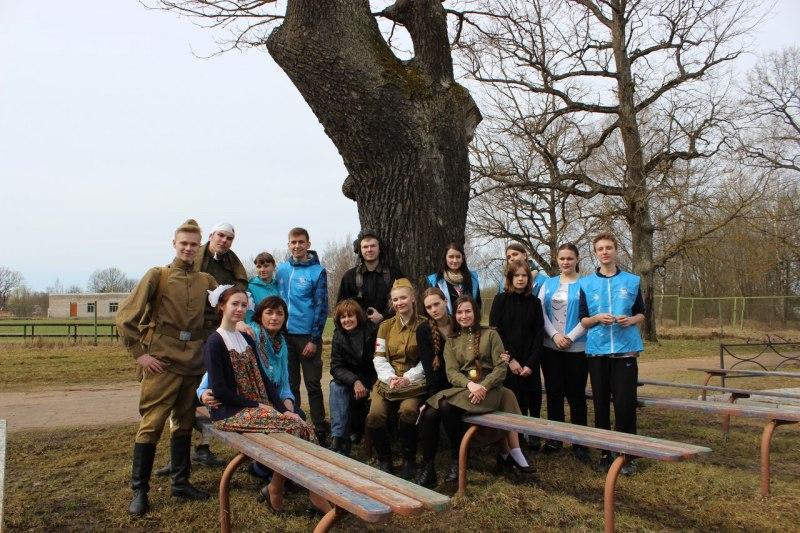 Волонтеры знакомят молодежь Псковской области с жизнью советского народа в годы Великой Отечественной войны, фото-1
