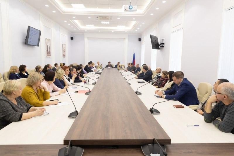 Состоялось заседание расширенной коллегии областного Комитета по физкультуре и спорту