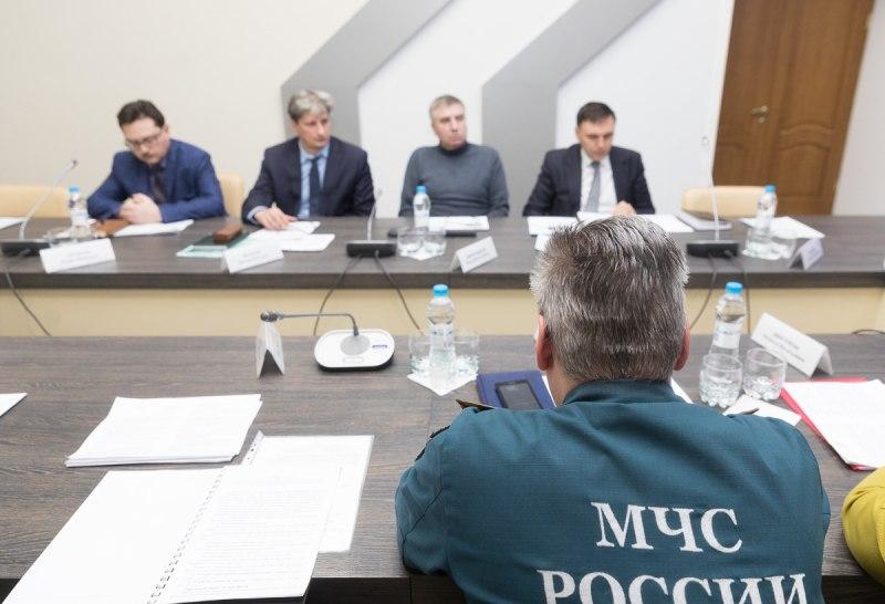 План по защите жителей Псковской области от ЧС приняли члены областной комиссии, фото-2