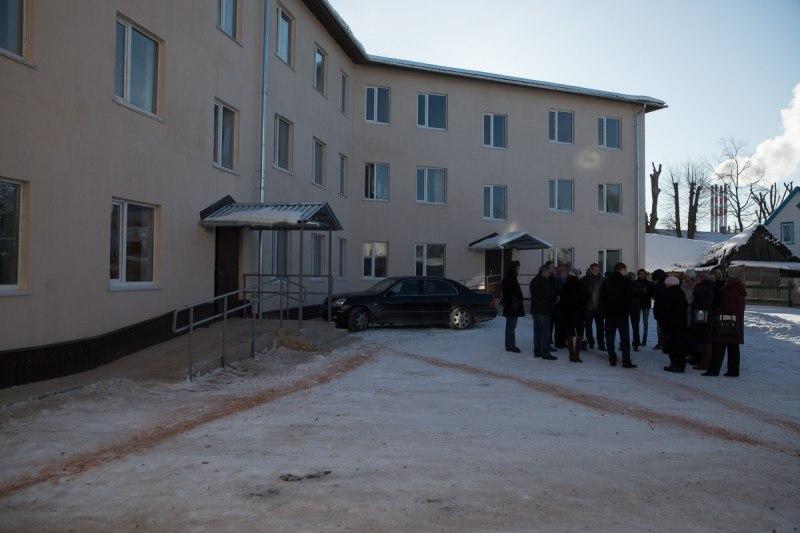 Жители Печор получили ключи от новых квартир, фото-3