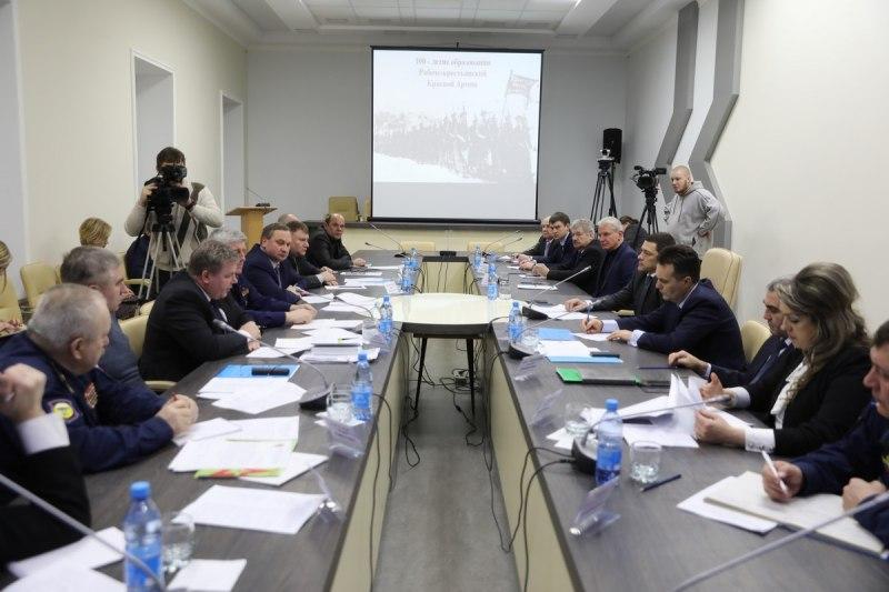 В год 100-летия Красной армии могут провести в Псковской области форум добровольцев и блог-тур, фото-1
