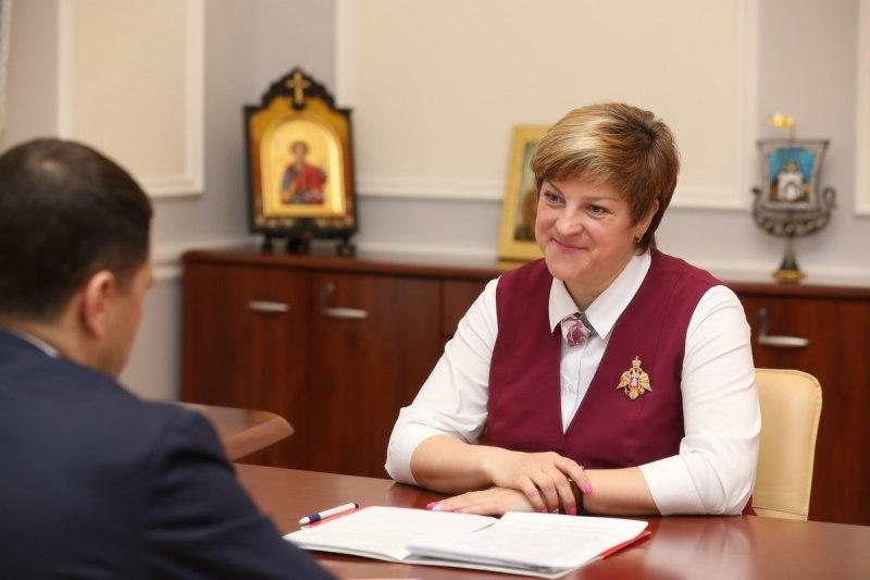 Руководитель  Псковской области Михаил Ведерников отчитался о собственных  доходах за2017 год