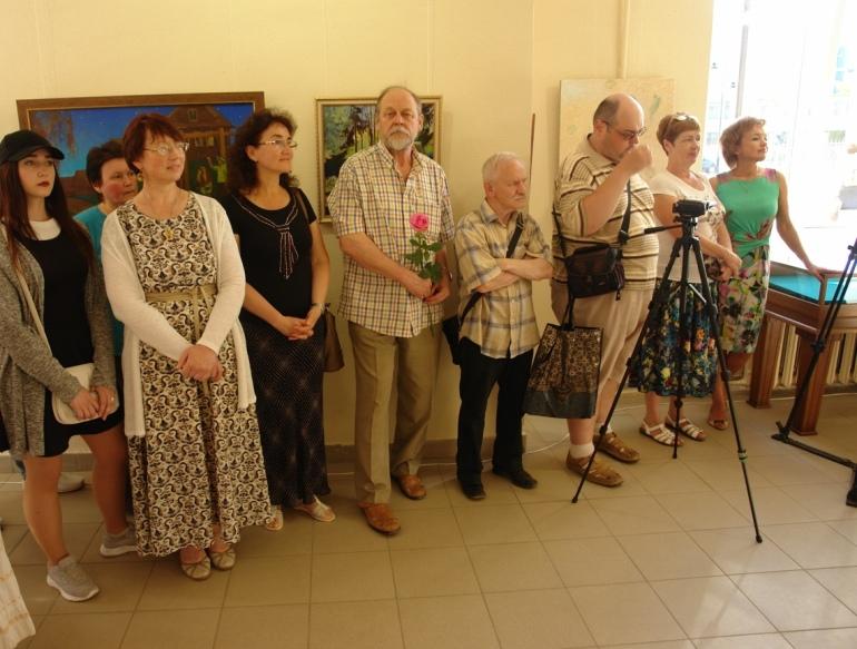 В Пскове открылась выставка молодых художников «Наше время», фото-1