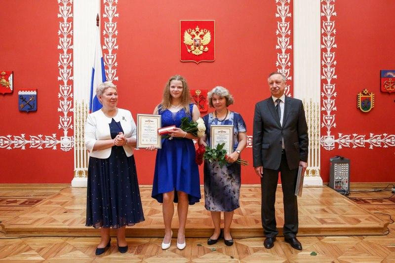 Выпускница Островской школы получила диплом лауреата конкурса сочинений «Я — гражданин России!», фото-2
