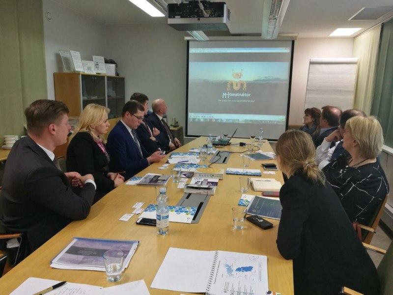 Финские ассоциации производителей пластмассовых и строительных изделий проявили интерес к Псковской области, фото-1