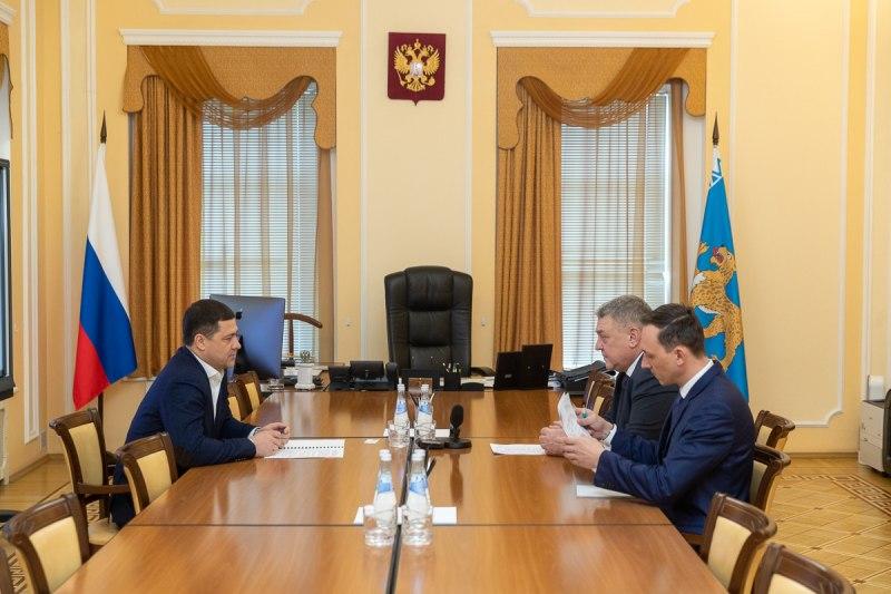 Псковская область войдет в программу Фонда ЖКХ по модернизации коммунальной инфраструктуры