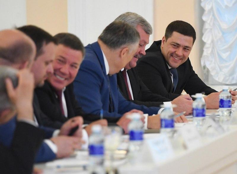 Михаил Ведерников выступил на совещании Совета безопасности