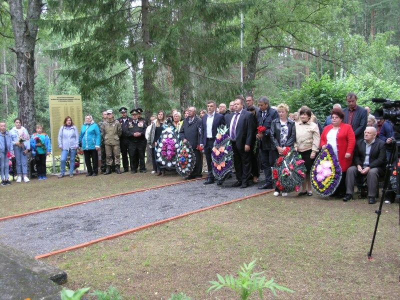 Фотографии предоставлены редакцией газеты «Пушкинский край»