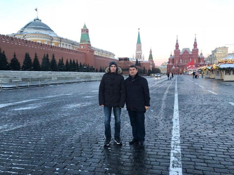 Помощник Президента РФ Игорь Левитин исполнил мечту псковского подростка о поездке в Сочи