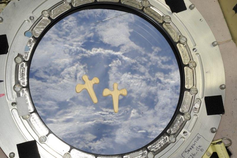 Псковские ангелы побывали на МКС, фото-2