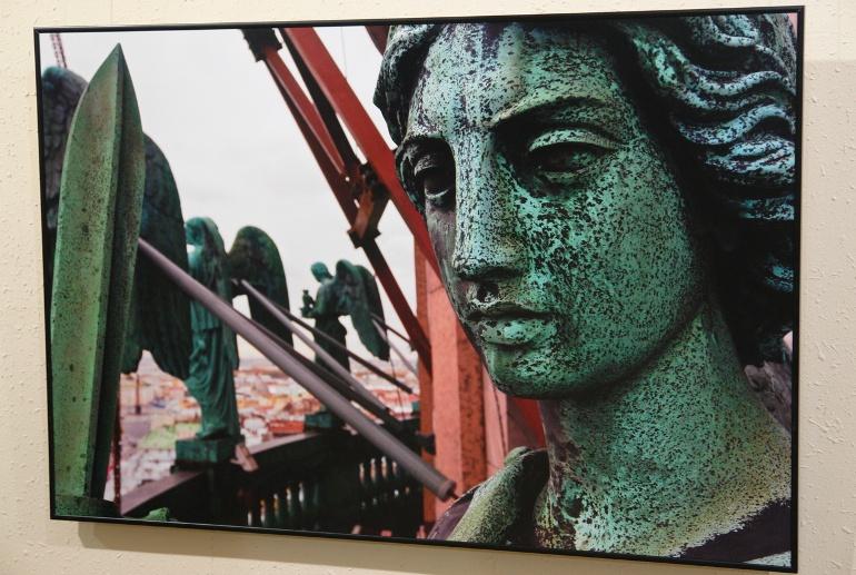 Международная передвижная выставка Genius loci начала работать в Пскове, фото-3