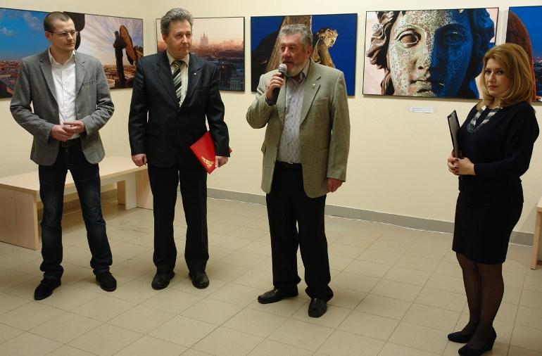 Международная передвижная выставка Genius loci начала работать в Пскове, фото-1