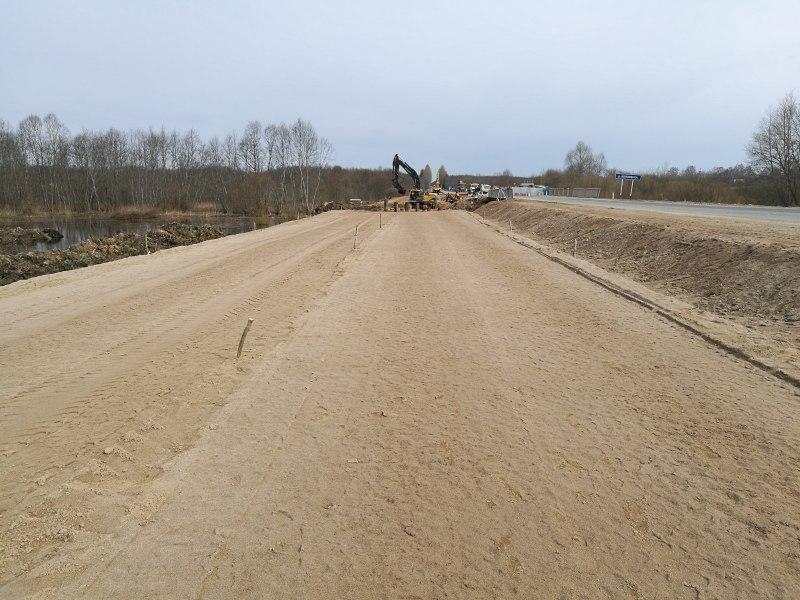 Новый мост появится в Порховском районе, фото-1