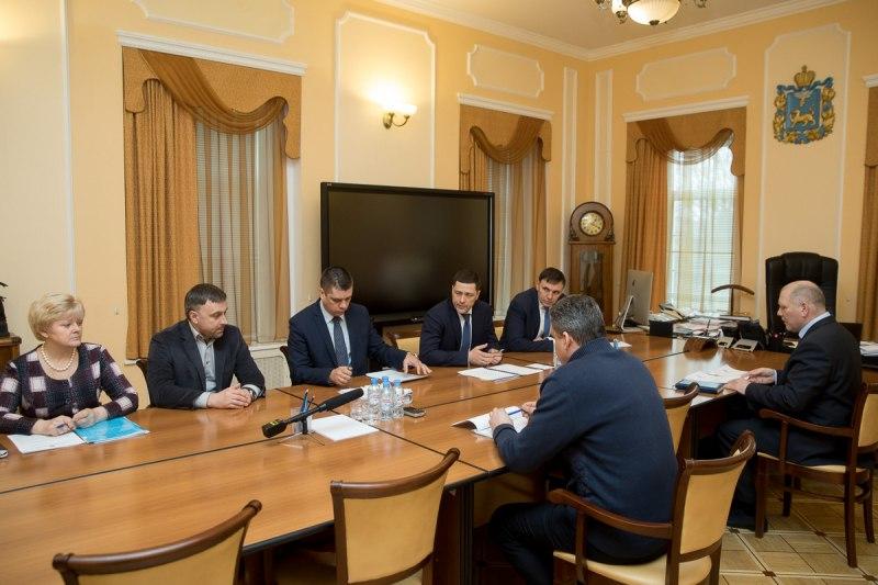 Работа по финансово-экономическому оздоровлению ОАО «Псковавиа» продолжается, фото-1