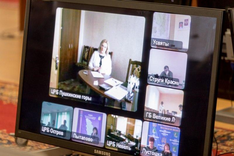 Национальный проект «СМСмаме» начал работу в Псковской области, фото-2